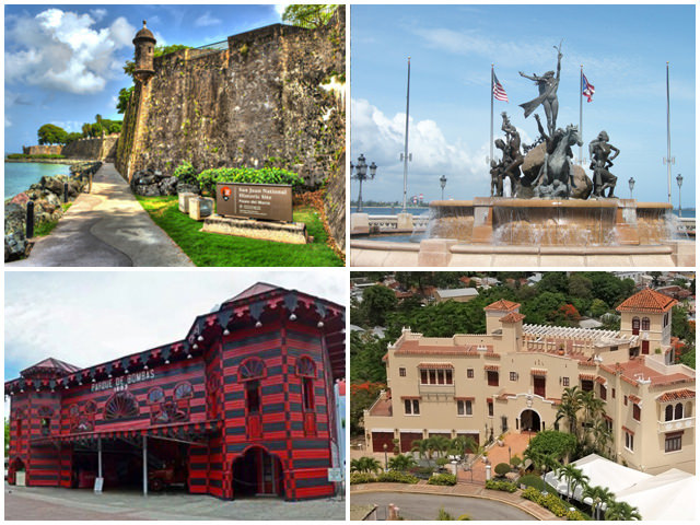 Visit Ponce City and Old San Juan